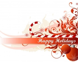 HAVE A HAPPY AND SAFE HOLIDAY.